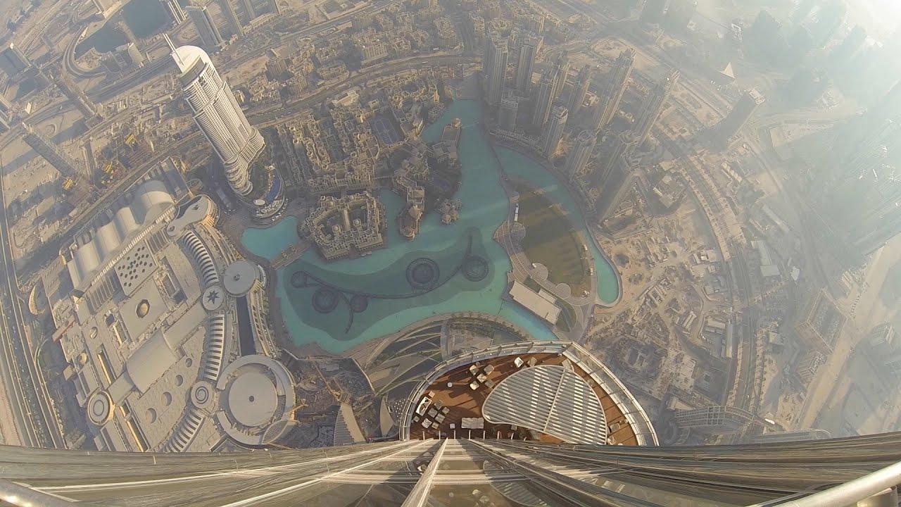 world highest observation deck